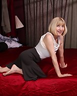 Mature in hot lingerie strips on cam in slutty ways